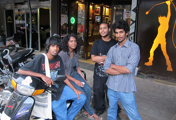 Bangalore Love Story